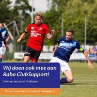 Rabo Clubkas 2020: help ons met jouw stem!